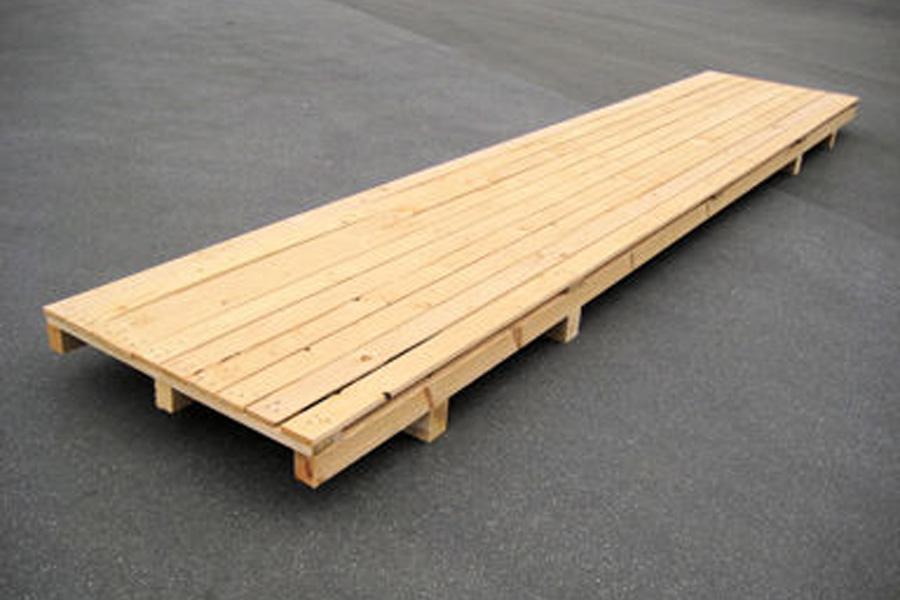 Mehrwegpaletten - 2-Wege 5m-Palette