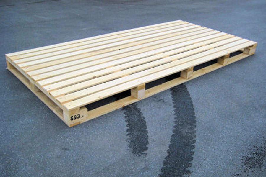 Mehrwegpaletten - 4-Wege 3140 x 1550 mm